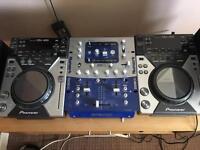 Pioneer cdj400s for sale