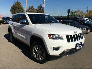 2014 Jeep Grand Cherokee LIMITED**SUNROOF**REMOTE STARTER**