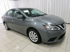 2018 Nissan Sentra SV A/C, CRUISE, ALLOYS, PUSH BUTTON START AND