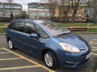 2009 Citroen C4 Grand Picasso Auto Diesel Good and Cheap Runner with history and mot