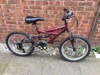 Magna Mountain bike for boys