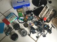 Fishing Lures, Flies and lots more