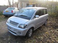 Good condition 07 reg 505cc Microcar, perfect first car, college/work commuter.