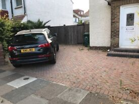 Great off road parking, enough space for two cars