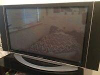 Flatscreen Samsung TV