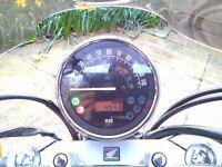 Honda VT750S 2011 low mileage