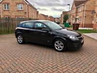 BLACK VAUXHALL ASTRA SXI 1.6, MOT MAR 2017, TOP SPEC, EXCELLENT CONDITION, HPI CLEAR