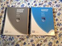 accounts books and notes