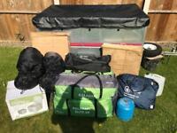 Hi gear Kalahari elite 10 man tent bundle