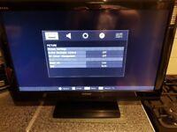 "Toshiba 32"" TV & Remote"