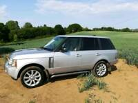 2006 Range Rover Vogue SE 4.2 Supercharged LPG-converted