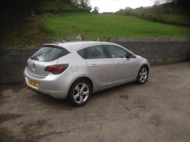 Vauxhall Astra - 2011 low mileage