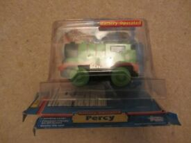 Wooden Thomas and Friends - Percy