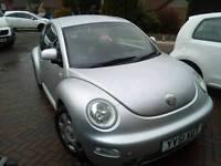 Volkswagen beetle turbo with 190bhp mot till September