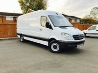 Mercedes sprinter 311cdi 2.2diesel comes with 6 months warranty and full history service from new