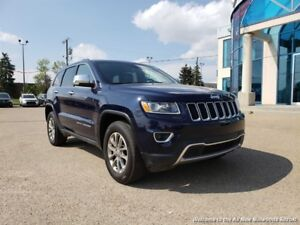 2016 Jeep Grand Cherokee Limited-ONE OWNER-ACCIDENT FREE-LOW MON