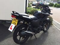 Honda CBF125 6 MTHS MOT comes with Haynes manual and cover!