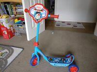 kids Thomas Train scooter