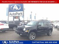 2015 Jeep Patriot High Altitude 4X4| Heated Leather| Sunroof!