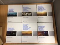 CFA Institute 2017 Level 3 Books (New)