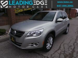 2011 Volkswagen Tiguan 2.0 TSI Highline Leather, panoramic su...