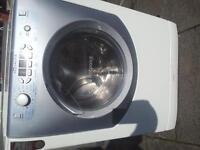 big drum hotpoint washing machine