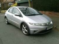 2006 honda civic 2.2 ctdi