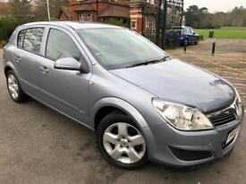 VAUXHALL ASTRA 2008 1.6 PETROL IMACULATE CONDITION