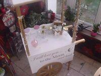 Wedding Static Sweetie Cart