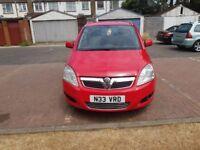2010 Vauxhall Zafira 1.6 i Energy 5dr Manual @07445775115