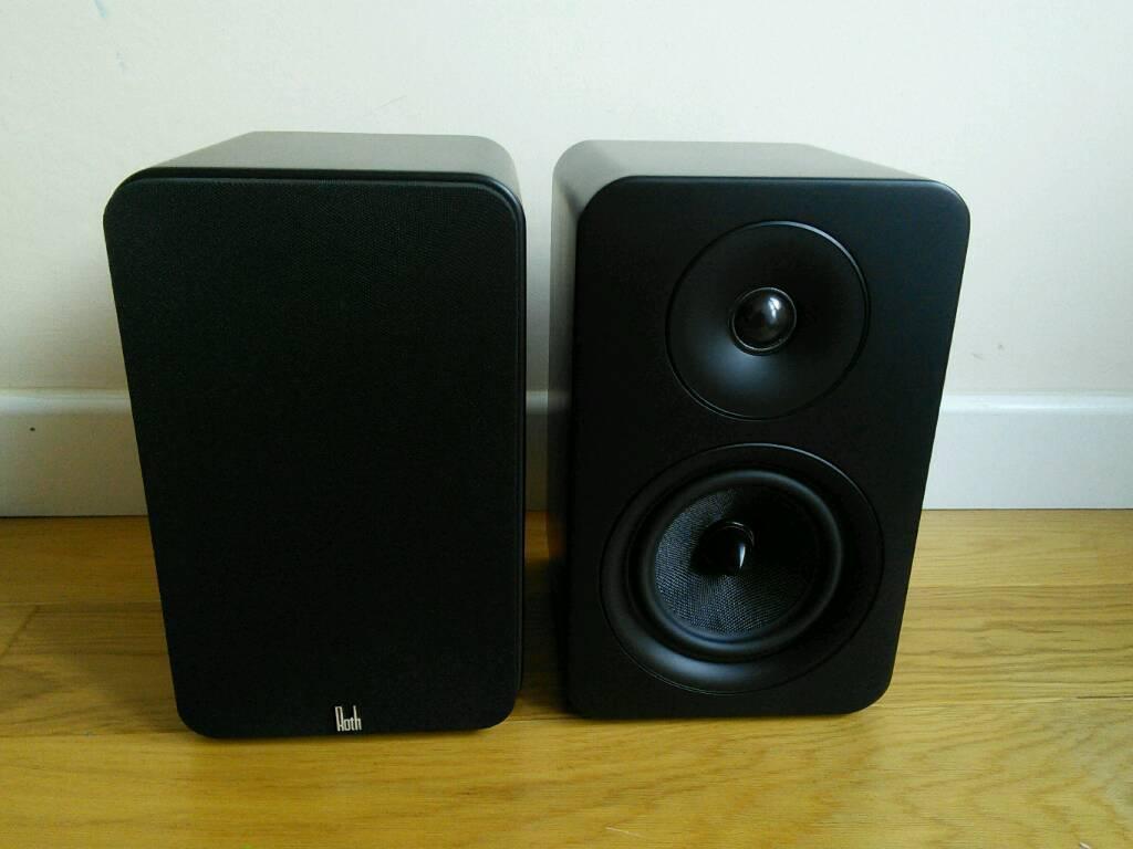 Roth Oli RA2 speakers