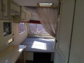 1995 Azura Swift/Challenger 4/5 Berth Caravan - FOR SALE - Need gone ASAP - £650.00 ONO