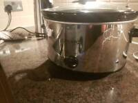 Crockpot 3ltr Slowcooker