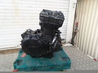 KAWASAKI EX500 ENGINE MOTOR FOR PARTS 87 - 07 EX500AE CODE