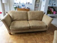 Ashley Manor 3 seater Knowle style sofa & Armchair