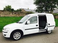 2012/12 Combo 1700 SE CDTI Crew Van 5 Seater - BUY FOR £19 A WEEK