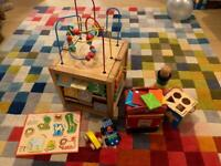 FREE Beautiful Children's wooden toys