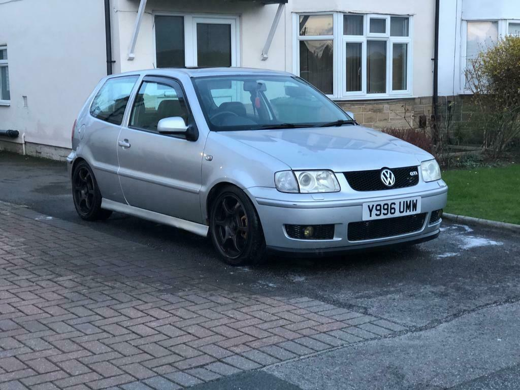 Vw Polo 6n2 Gti In Whinmoor West Yorkshire Gumtree