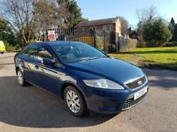 FORD MONDEO 1.8 TDCI. LONG MOT. 59 REG. NEW CAMBELT/EXHAUST/GLOW PLUGS