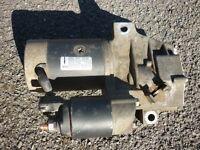VW Golf MK4 starter motor. Automatic gearbox
