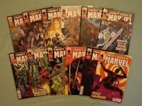 Mighty World of Marvel - 19 comics
