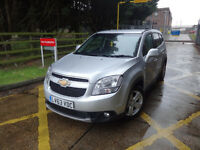 Chevrolet Orlando Ltz Vcdi Auto Diesel 0% FINANCE AVAILABLE