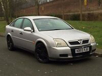 2003 VECTRA DIESEL. 143 K MOT GOOD ENGINE GOOD GEARBOX STARTS AND DRIVES NEEDS TLC PX WELCOME
