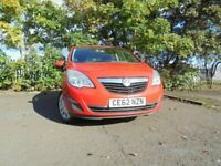 62 VAUXHALL MERVIA EXCLUSIVE 1.4 MPV,MOT SEPT 022,2 OWNERS,PART-HISTORY,LOVELY EXAMPLE