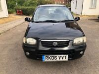 SUZUKI ALTO 1.0 LITTLE, FULLY AUTOMATIC 2006, VERY GOOD CONDITION, FULL SERVICE HISTORY, LADY OWNER