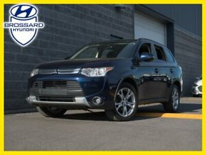 2015 Mitsubishi Outlander TOIT OUVRANT, 7 PASSAGERS