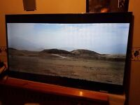 Mint brand new jvc 55inch led flat screen for sale 300 ono