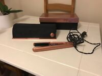 Rose Gold GHD's - limited edition - repair or parts