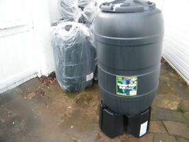 210lt Water Butts for Sale. New & unused.