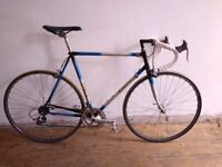 Vintage Road Racing Bike / Classic / Fully Serviced
